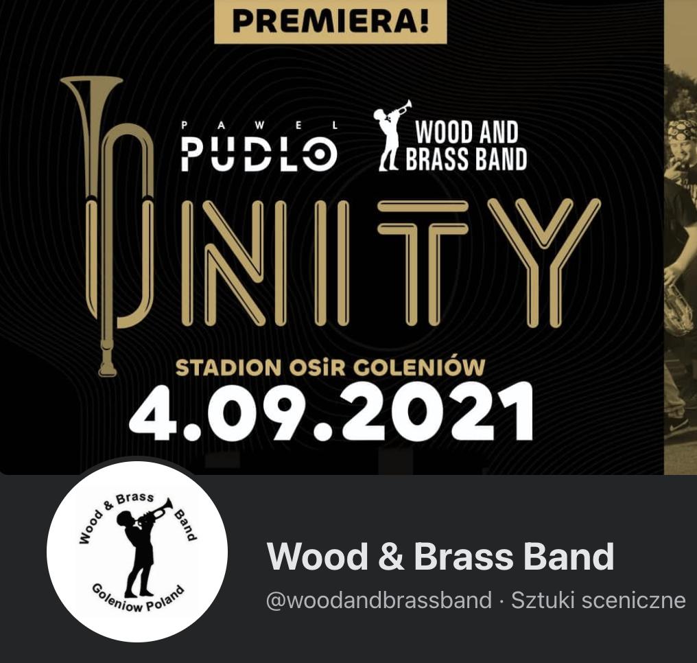 UNITY - Koncert Orkiestry Wood & Brass Band