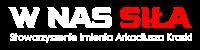 """Logo organizacji - STOWARZYSZENIE IM. ARKADIUSZA KRASKI """"W NAS SIŁA"""" W SZCZECINIE"""