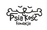 Logo organizacji - Fundacja Psia Kość