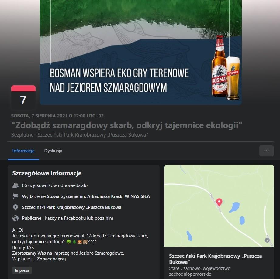 Jeżeli lubicie odkrywać zielone zakamarki Szczecina