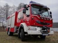 Logo organizacji - Ochotnicza Straż Pożarna w Kołczewie