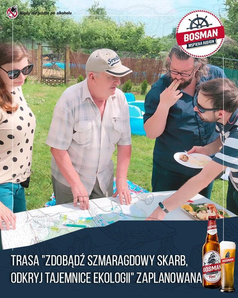 Wolontariusze ze Stowarzyszenie im. Arkadiusza Kraski W NAS SIŁA
