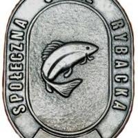 Logo organizacji - Społeczna Straż Rybacka Powiatu Drawskiego