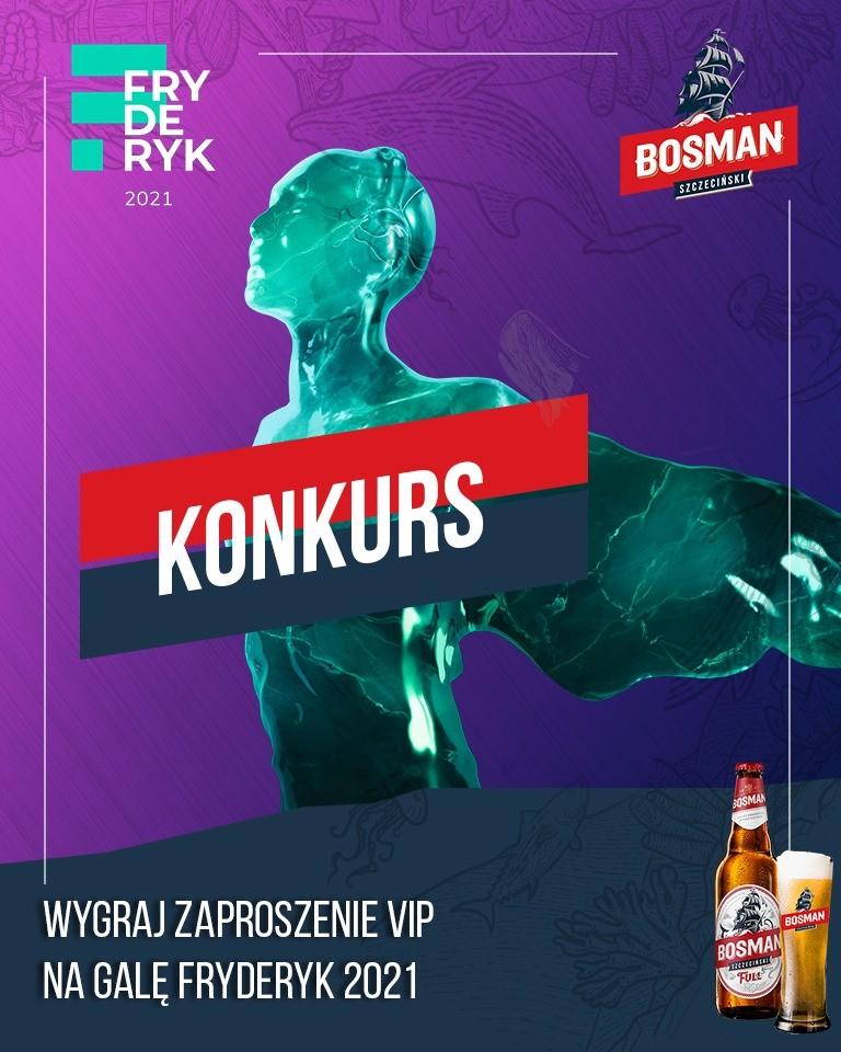 """Bosman Szczeciński ma dla Was dwie ekskluzywne podwójne wejściówki VIP na """"Fryderyk Festiwal 2021"""""""