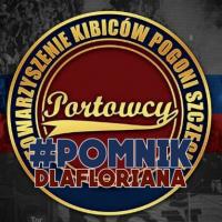 Logo organizacji - Stowarzyszenie Kibiców Pogoni Szczecin Portowcy