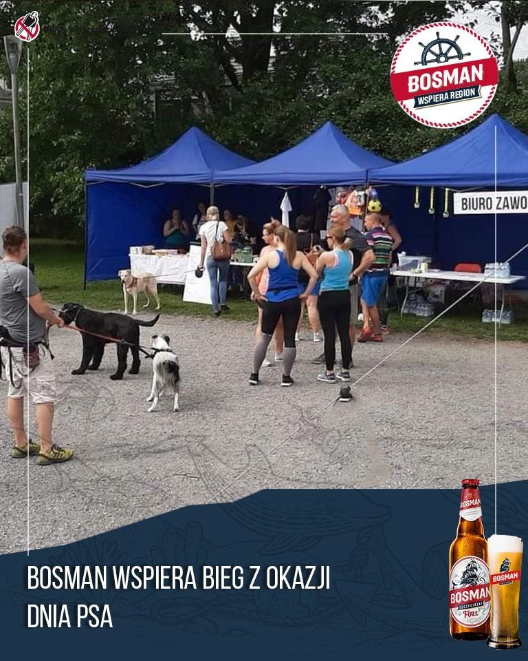 Dzień Psa z Towarzystwem Opieki nad Zwierzętami Oddział w Szczecinie
