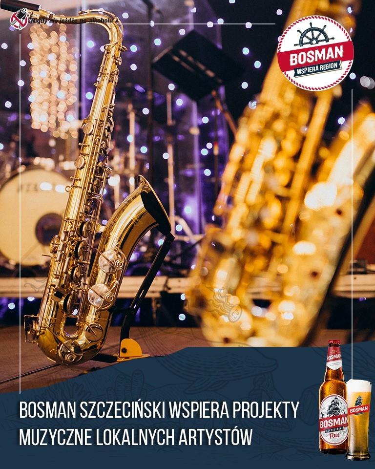 Wspieramy projekty muzyczne