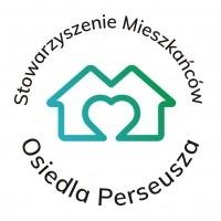 Logo organizacji - Stowarzyszenie Mieszkańców Osiedla Perseusza