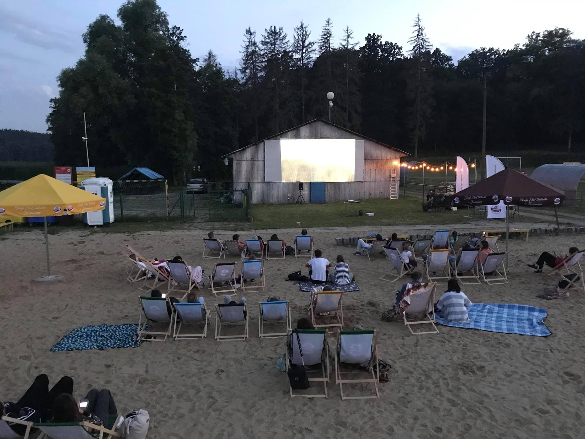 Zobaczcie, jak wyglądały letnie spotkania w strefie Ekochilloutu w Drawnie.