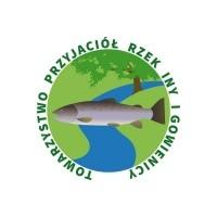 Logo organizacji - Towarzystwo Przyjaciół Rzek Iny i Gowienicy