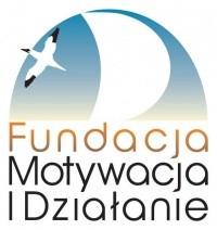 Logo organizacji - Fundacja Motywacja i Działanie