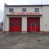 Logo organizacji - Ochotnicza Straż Pożarna w Nowym Worowie