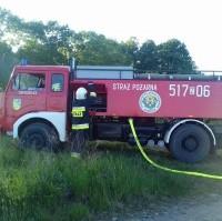 Logo organizacji - Ochotnicza Straż Pożarna w Kozielicach