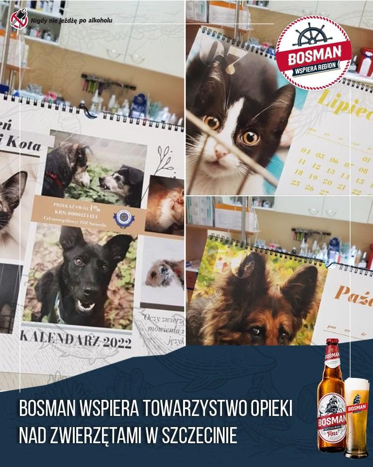 Piękne kalendarze charytatywne z podopiecznymi