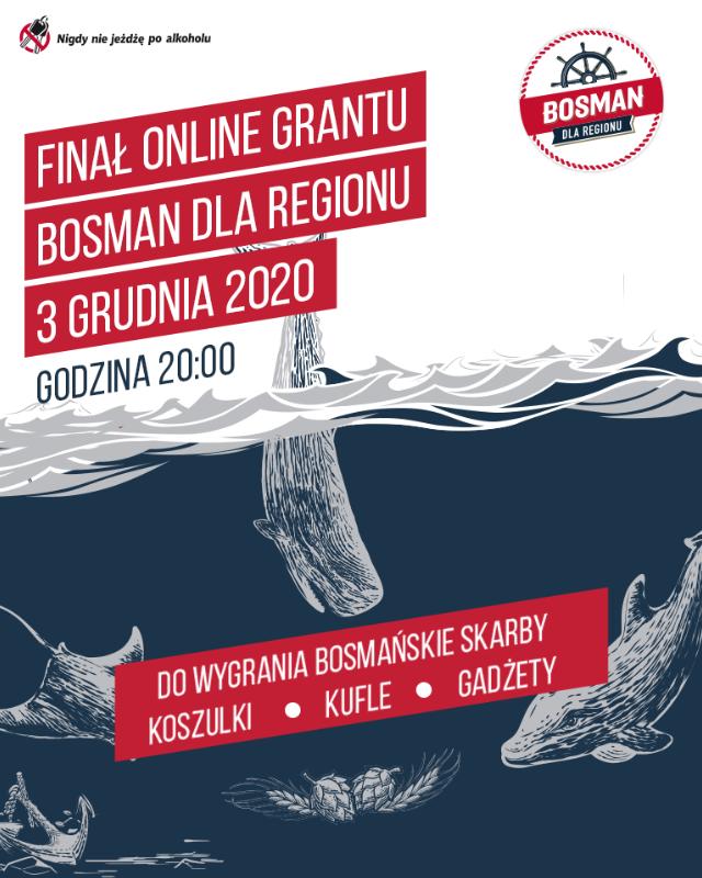 Transmisja finału konkursu programu grantowego