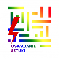 Logo organizacji - Stowarzyszenie Edukacyjno-Artystyczne Oswajanie sztuki
