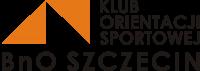 Logo organizacji - Klub Orientacji Sportowej BnO Szczecin